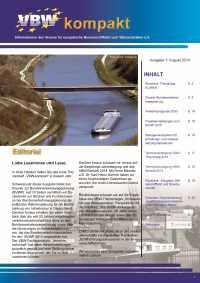 Newsletter 2014/01