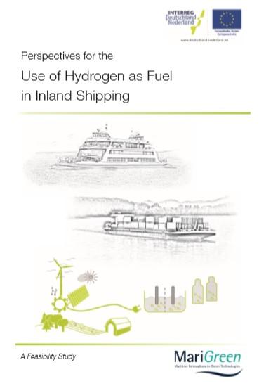 MariGreen Hydrogen Feasibility Study - Machbarkeitsstudie Wasserstoff in der Binnenschifffahrt