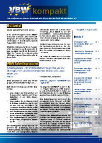 Newsletter 2013/02