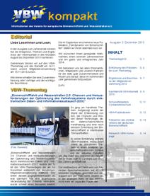 Newsletter 2013/03